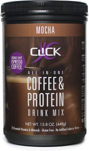 A coffee weight loss shake? Yes, please!