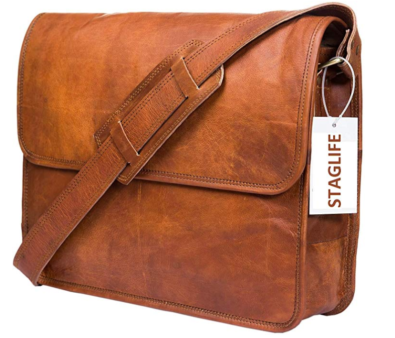 Urban Leather Messenger Bags for Men