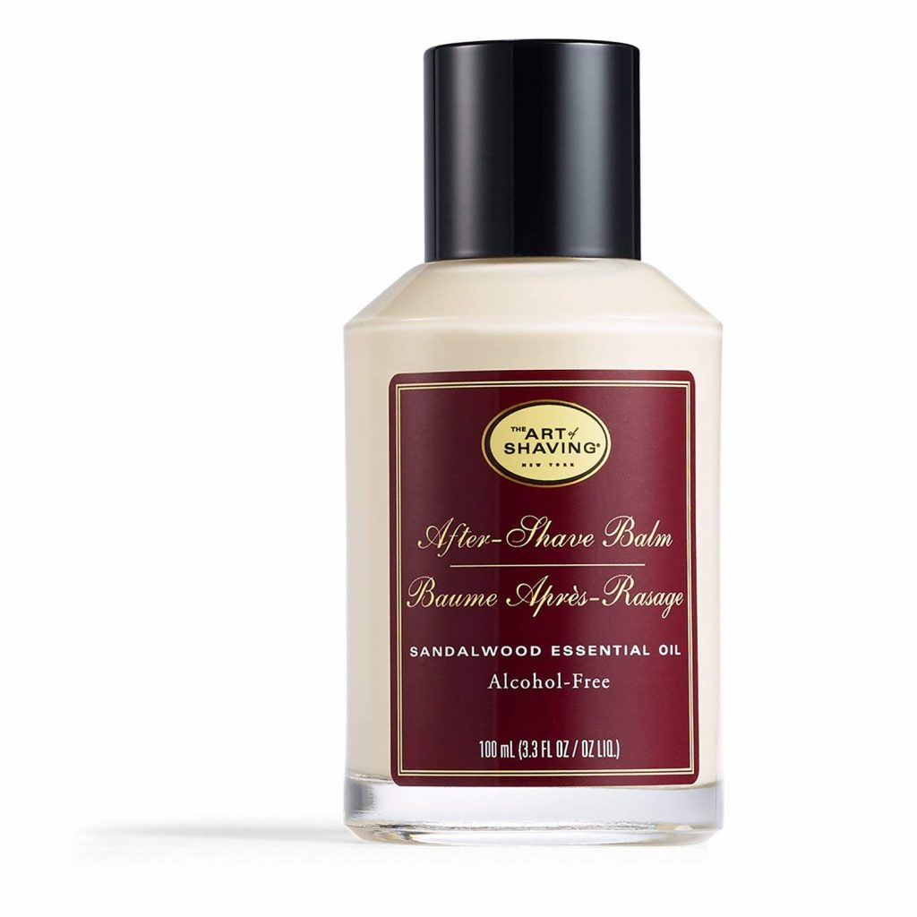 Sandalwood, Aftershave