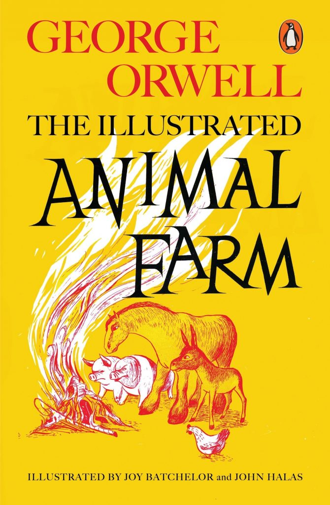 Animal Farm by George Orwell, Best Books For Men