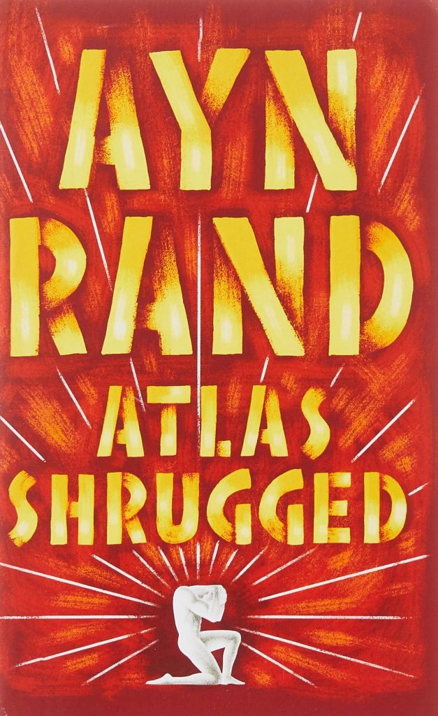 Atlas Shrugged by Ayn Rand, Best Books For Men