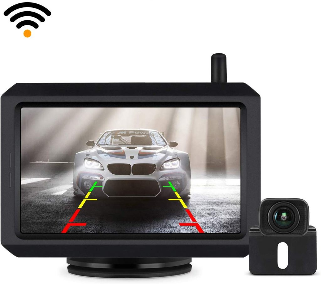 Boscam Back-up Camera, Car Gadgets