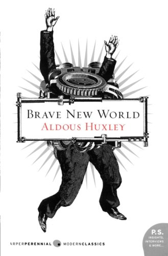 Brave New World by Aldous Huxley, Best Books For Men