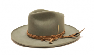 Nick Fouquet Reef Road Hat in Olive Green