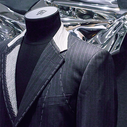 Gieves & Hawkes bespoke suits, Bespoke Suit