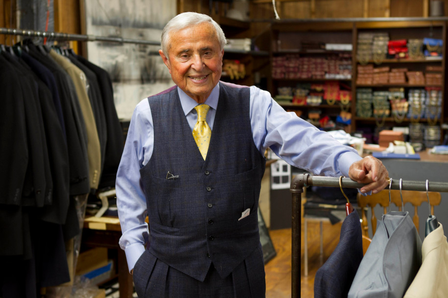 Greenfield Clothier Bespoke Suits, Bespoke Suit