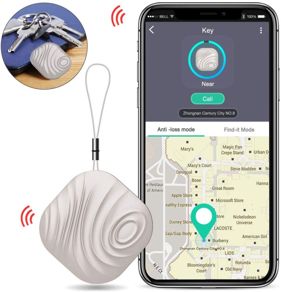 DinoFire Car Key Finder, Tracker, Locator