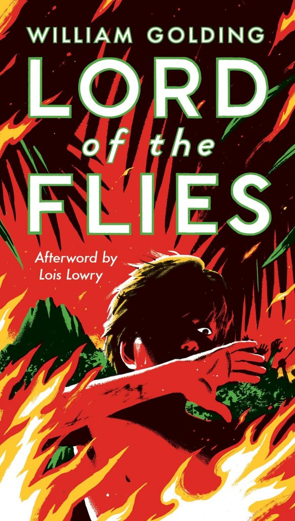 Lord Of The Flies by William Golding, Best Books For Men