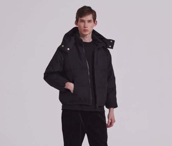 Mackintosh winter puffer jacket