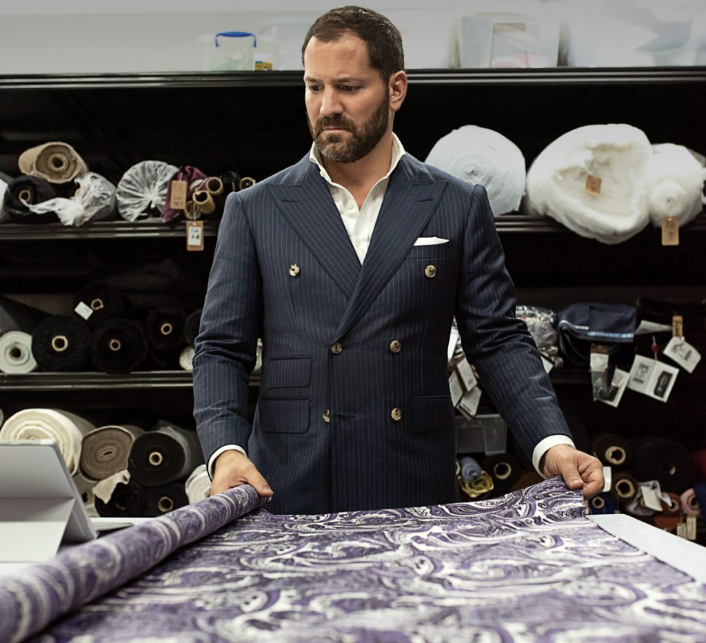 Michael Andrews Bespoke Suits, Bespoke Suits