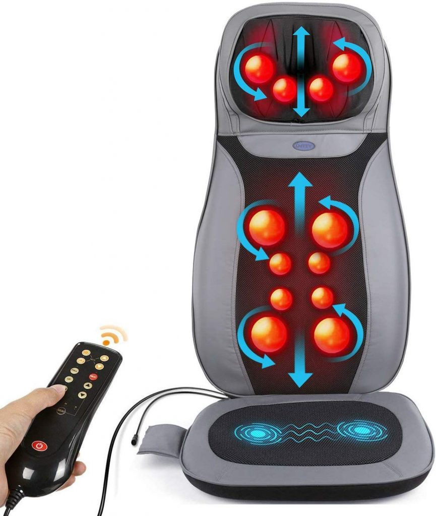 Intey Massage Cushion, Seat Relaxer