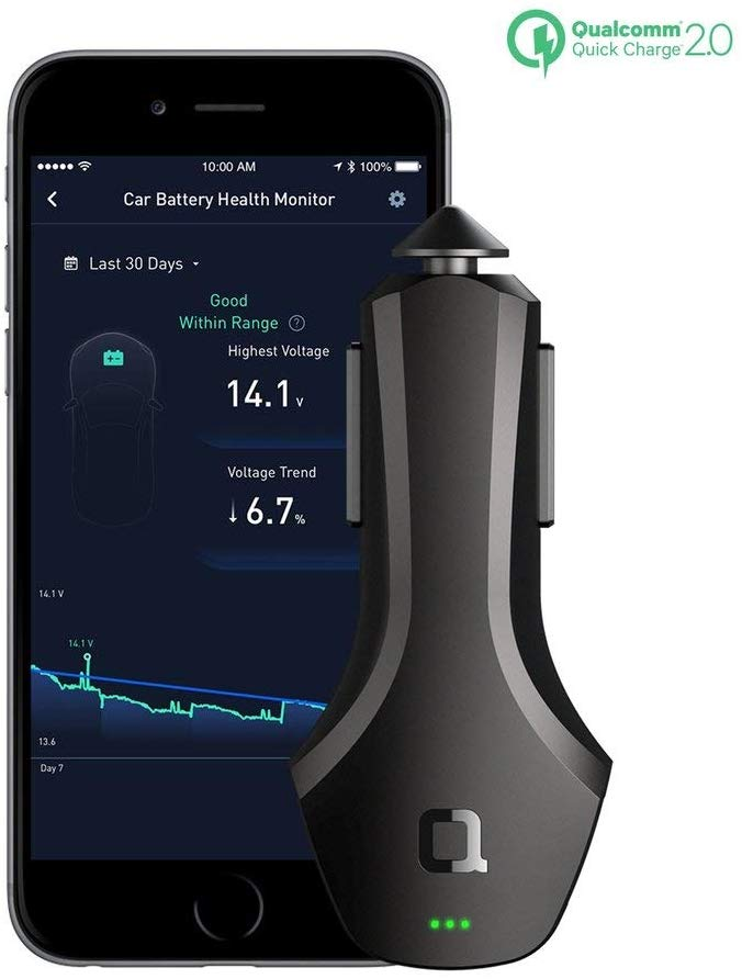 Nonda ZUS Connected Car App Suite, Charger