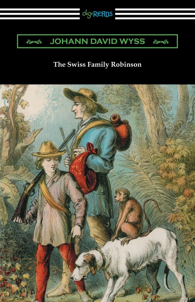 Swiss Family Robinson from Johann David Wyss, Best Books For Men