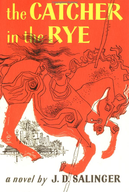 The Catcher In The Rye by J.D.Salinger