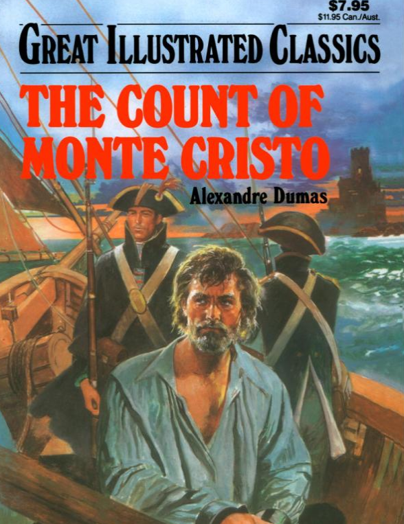The Count of Monte Cristo b
