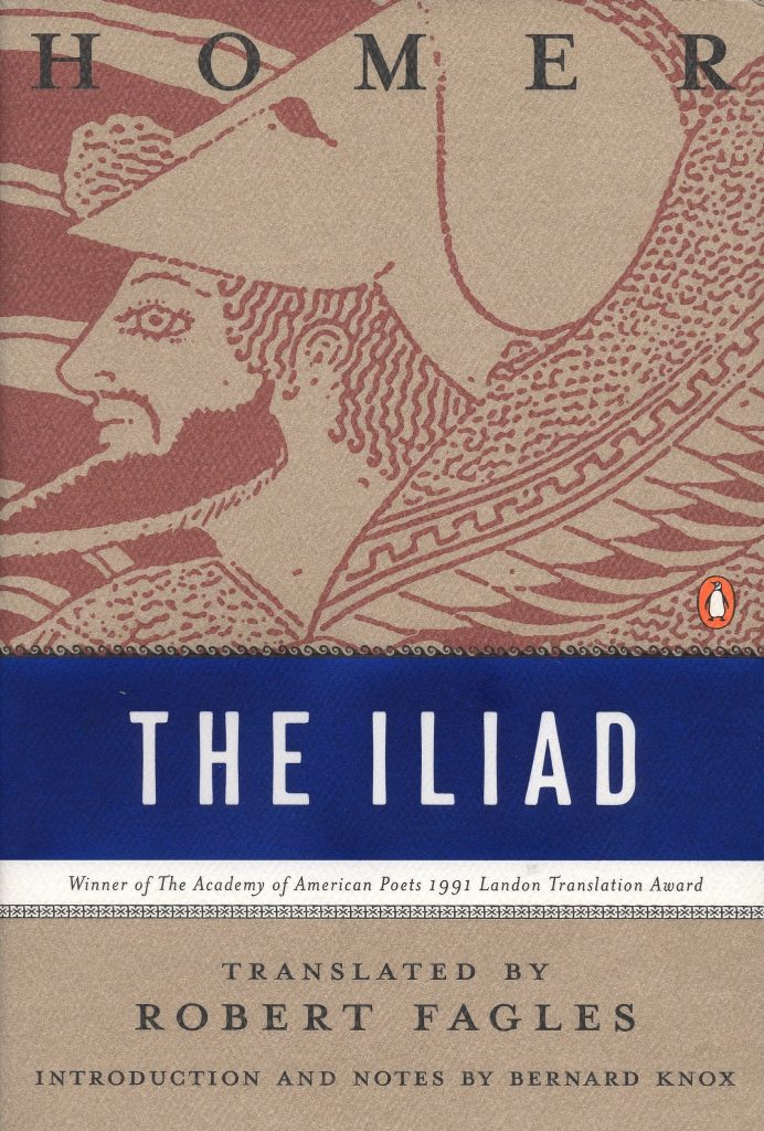 The Iliad by Homer, Best Books For Men