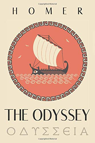 The Odyssey by Homer, Best Books For Men