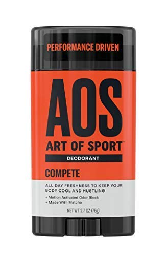 best men's deodorant for sportsmen