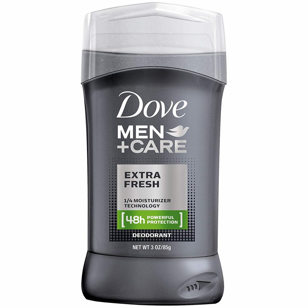 best men's deodorant dove+