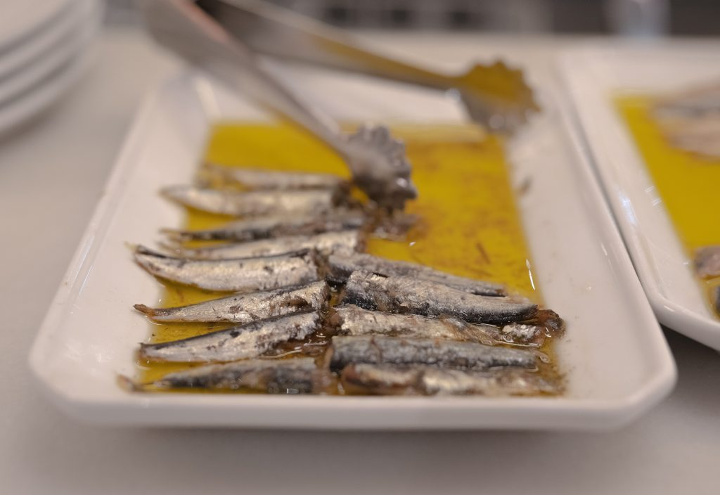Oily Fish, Sardines, High Protein Foods