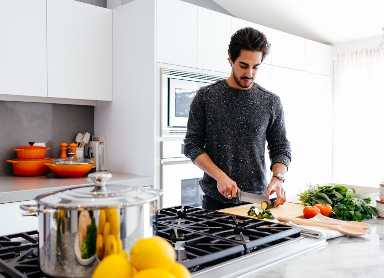 Cooking at Home: Why More Men Are In The Kitchen