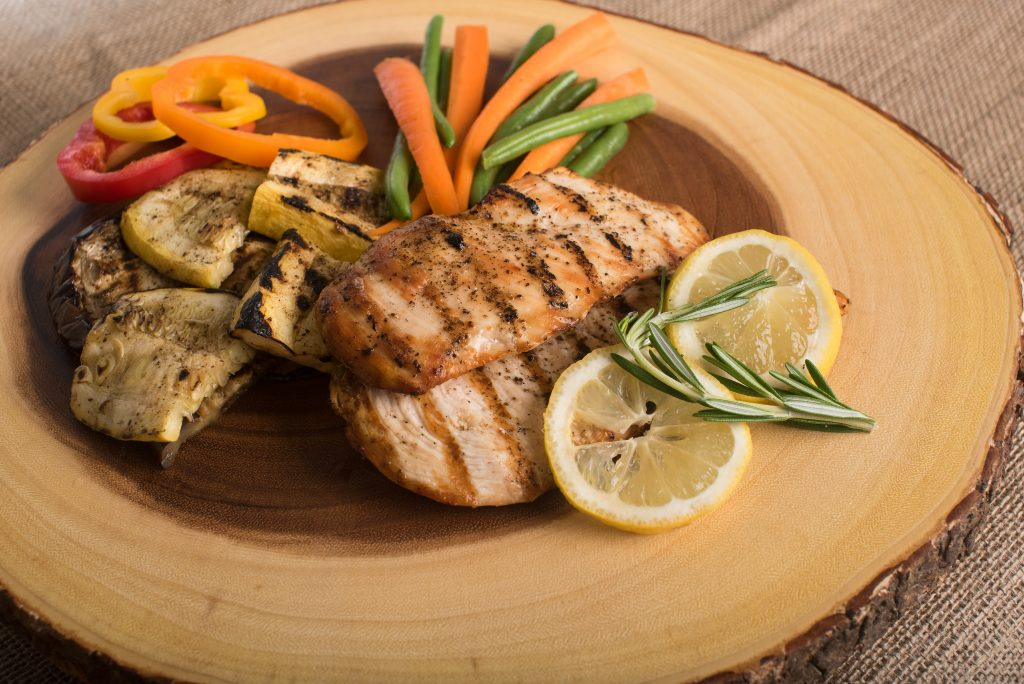 High Protein Foods, Chicken Breast, Grilled Chicken