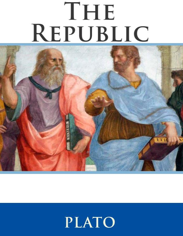 The Republic by Plato, Best Books For Men
