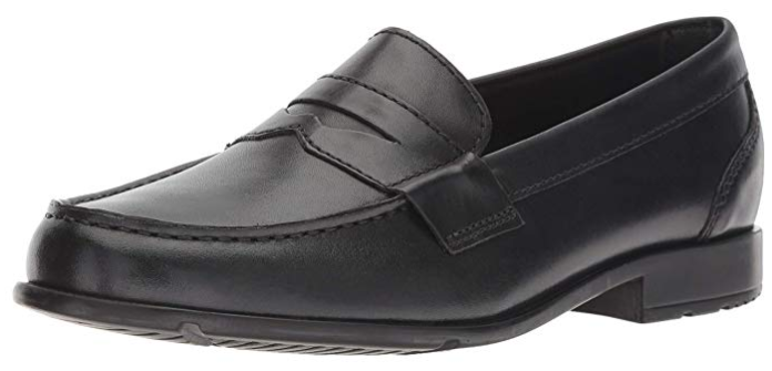 rockport loafer