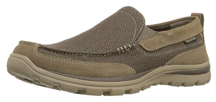 skechers superior milford loafer