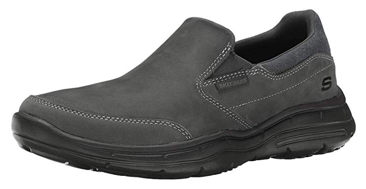 skechers glides calculous loafer