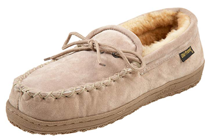 old friend moccasin slipper