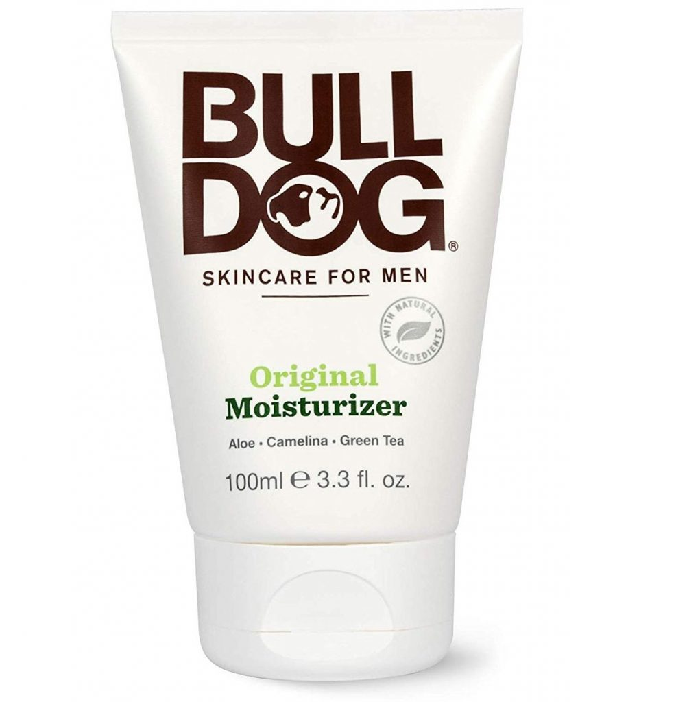 Bull Dog Original Face Moisturizer