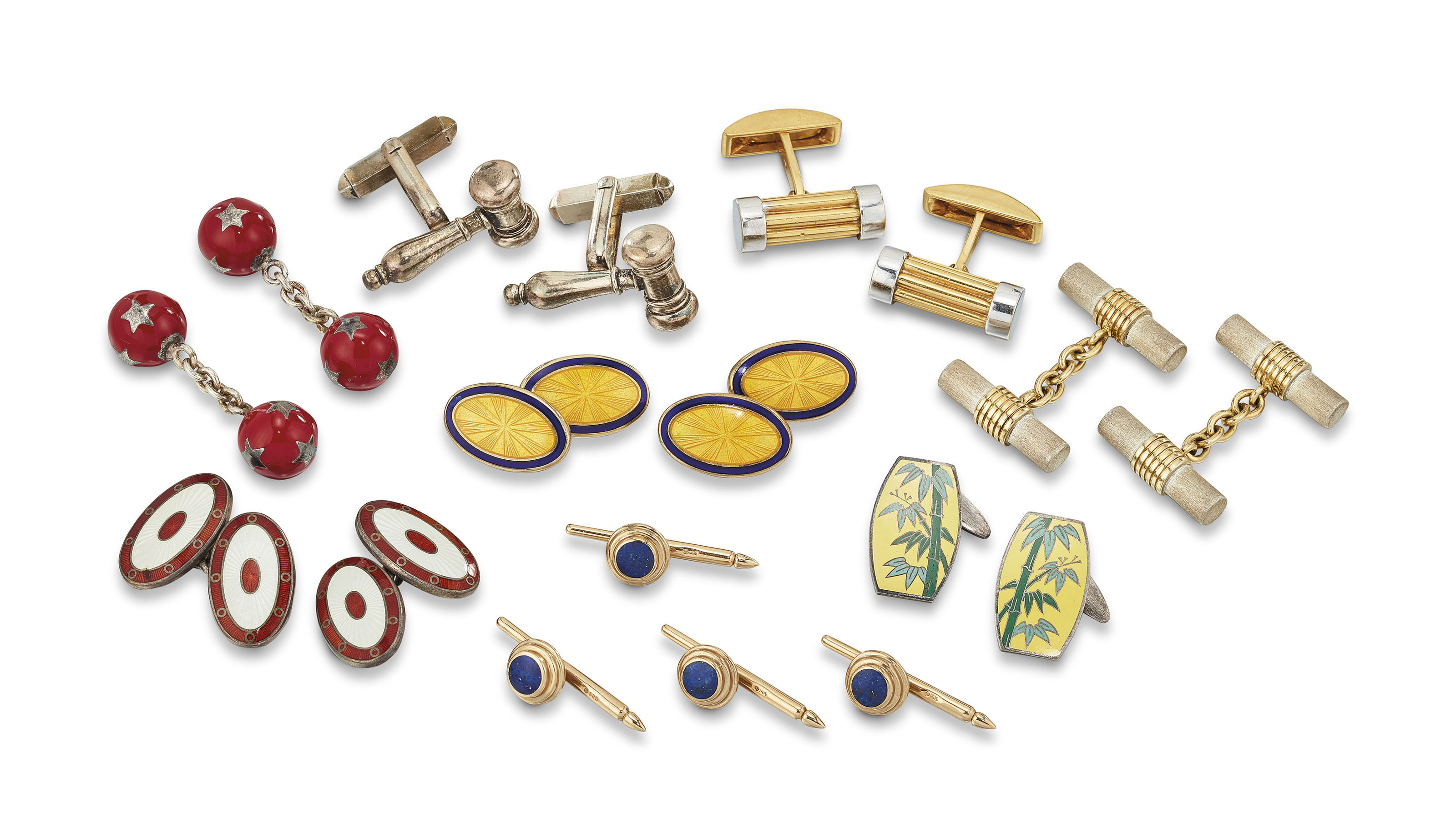 Cufflinks, Different Types of Cufflinks