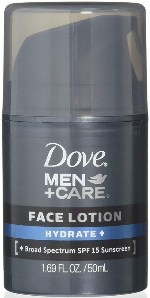 Dove Men + Care Hydrate + Face Lotion