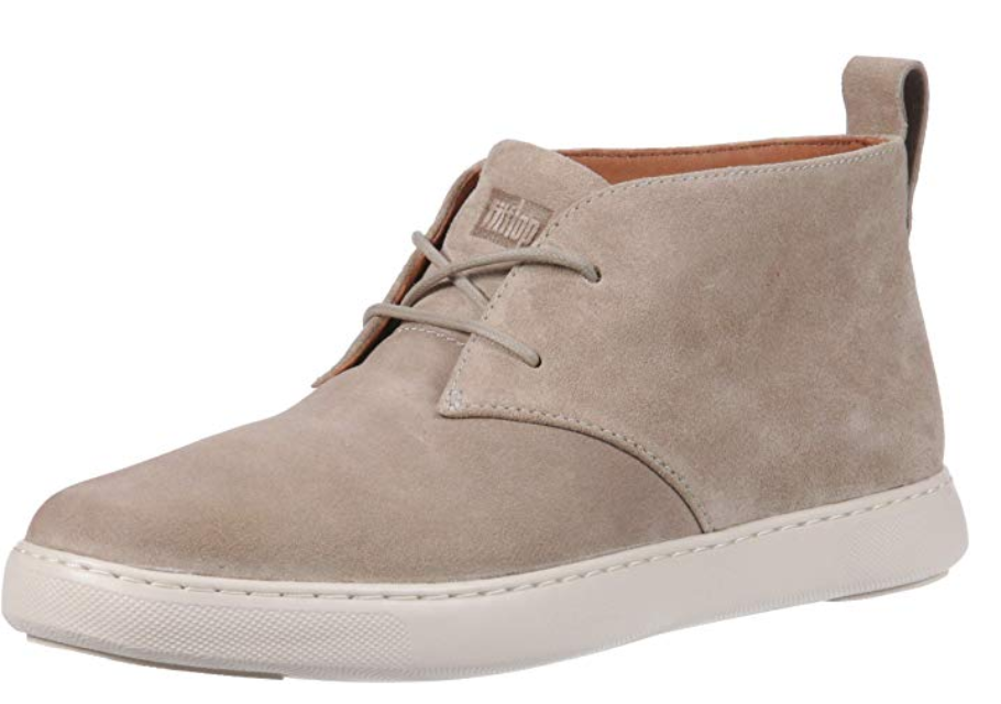FitFlop Men's Boot, Zackery Desert