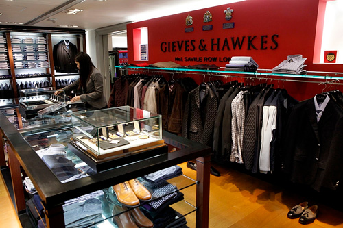 Gieves & Hawkes Outlet