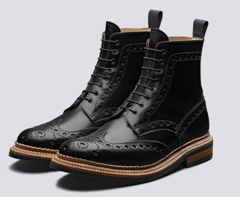Grenson Triple Welt Fred Boot