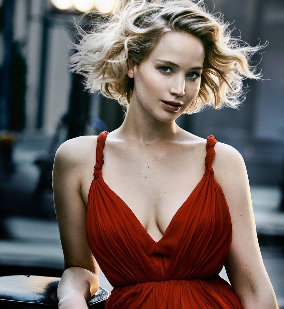 Jennifer Lawrence