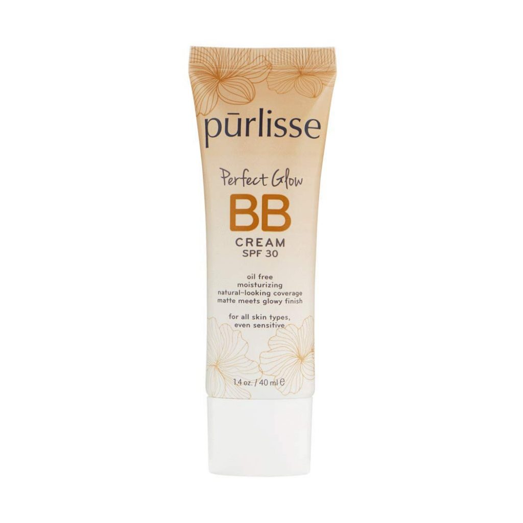 purlisse BB Tinted Moisturizer Cream SPF 30 for All Skin Types