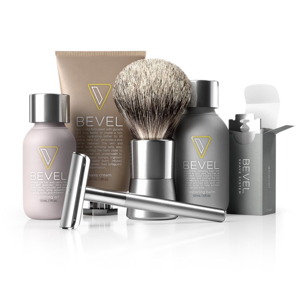 Bevel Shave Kit, Pre-packaged Shaving Essentials