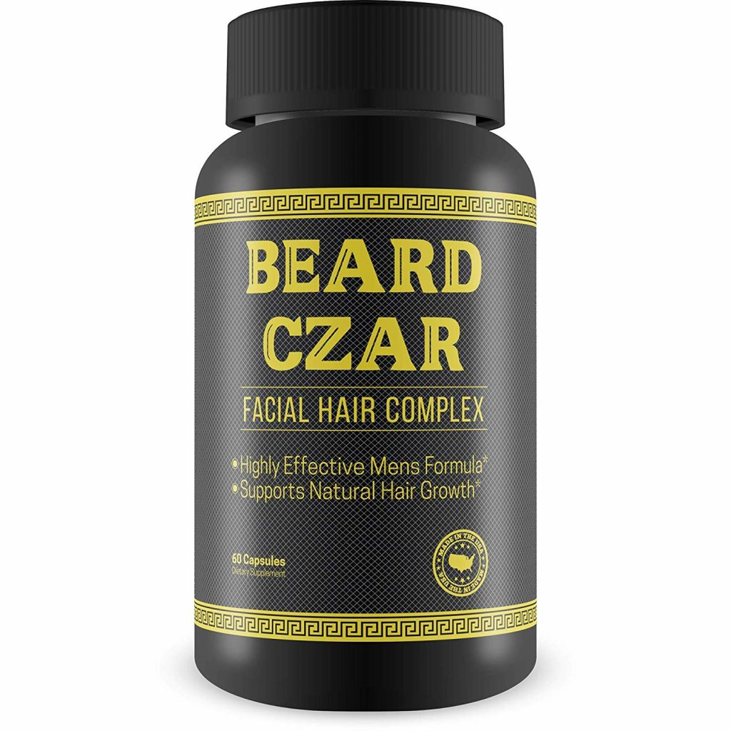 the beard czar facial hair complex