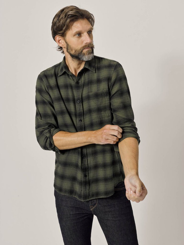 Buck Mason High Desert Flannel