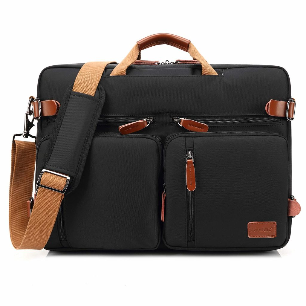 CoolBELL Convertible Backpak Messenger Bag