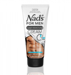 Nad's for Men Hair Removal Cream, Depilatory Cream, Depilating, Manscaping
