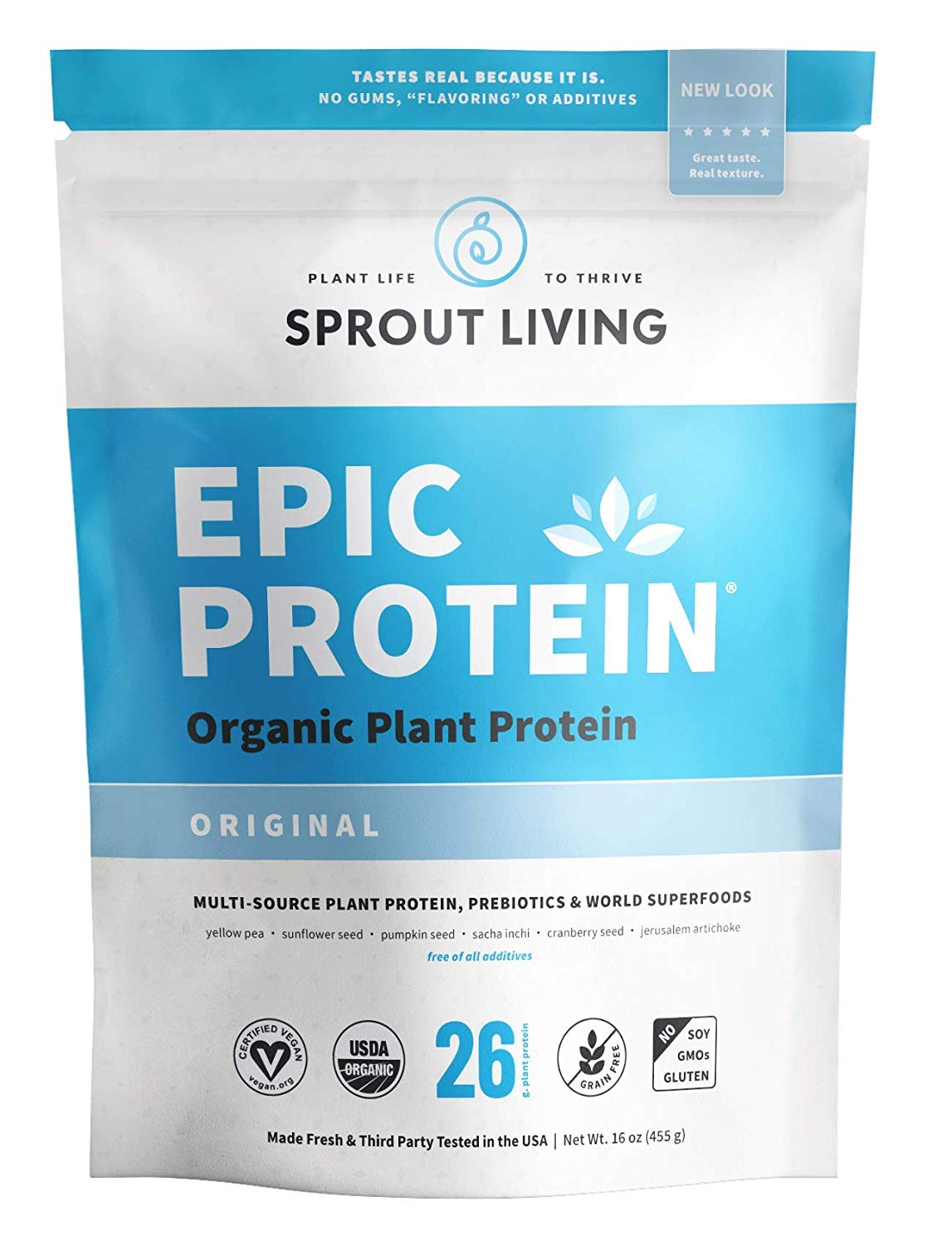 sprout living epic protein