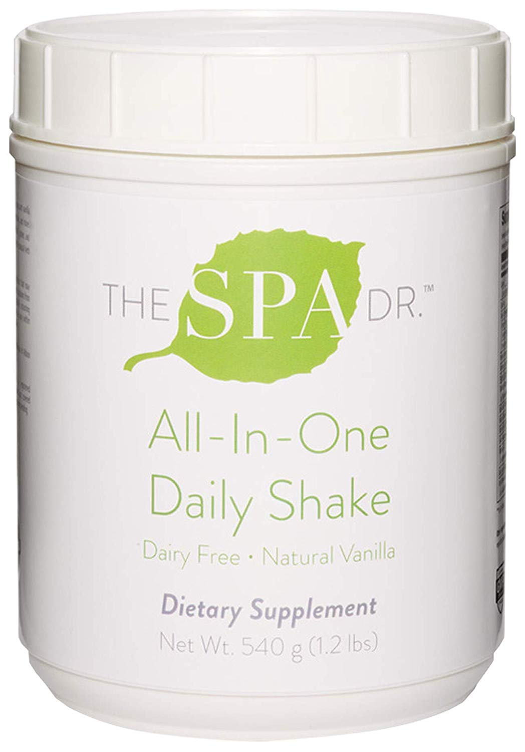 the spa dr. all-in-one daily shake