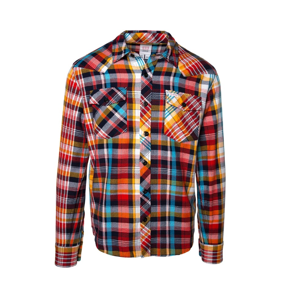 Topo Designs Mountain Shirt