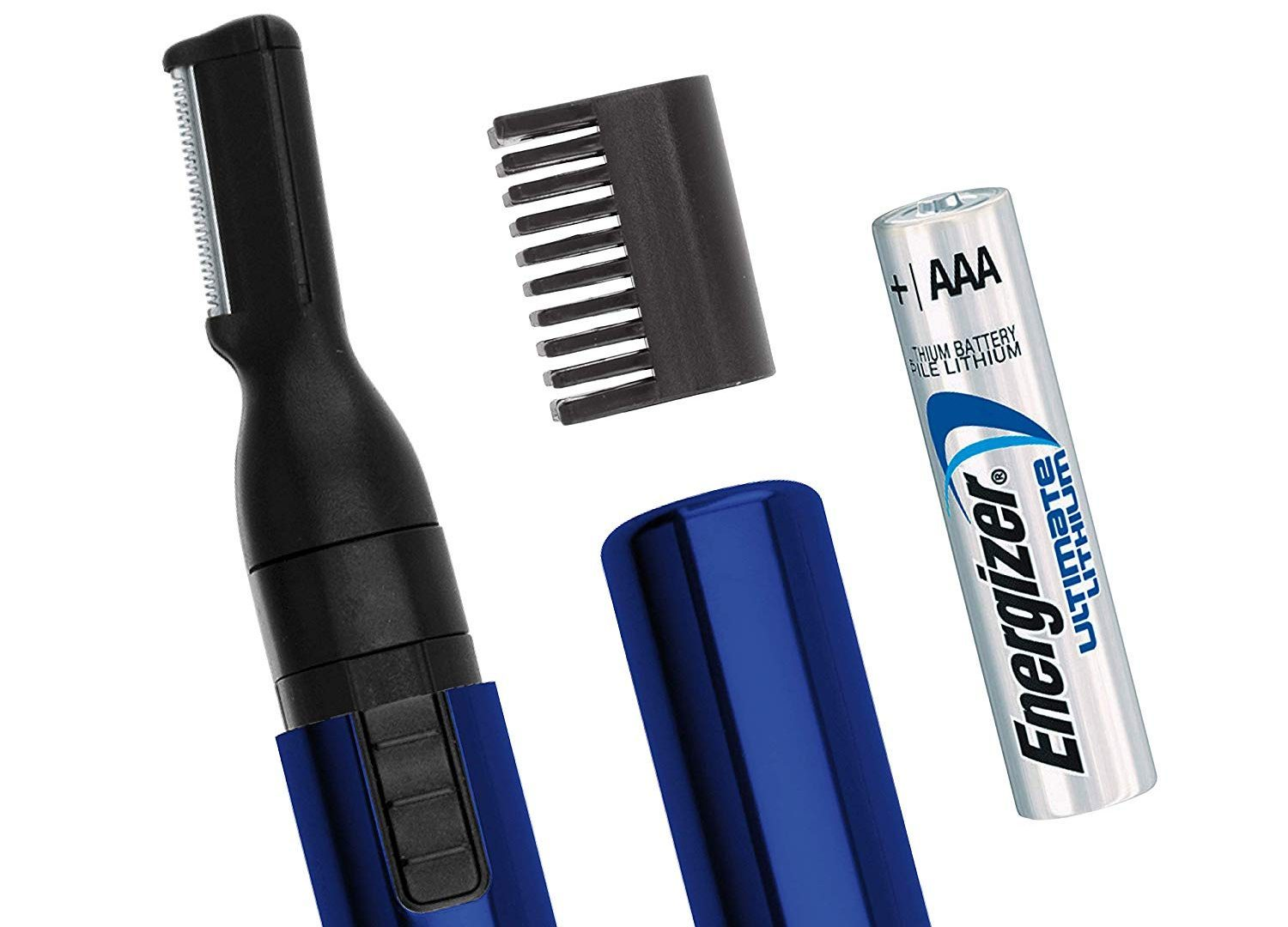 Wahl Lithium Pen Detail Trimmer With Interchangeable Heads