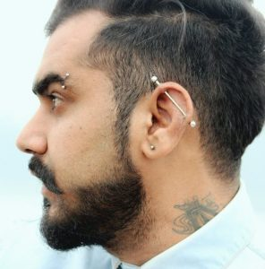 15 Most Badass Ear Piercings For Men You Must Get Maxim Online