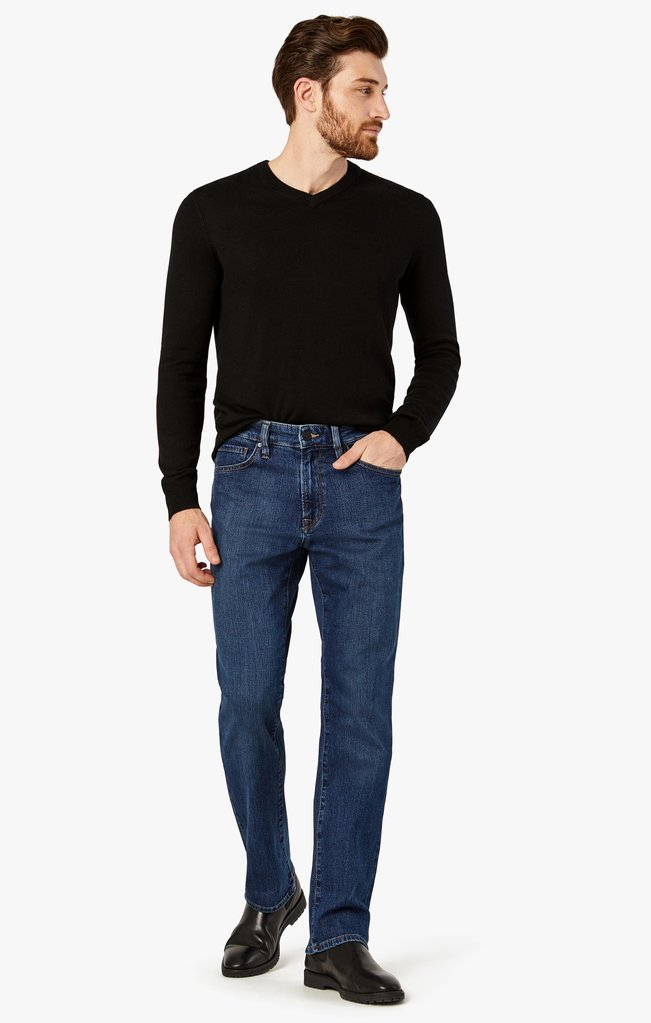 34 Heritage Charisma Relaxed Straight Jeans